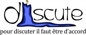 Dispuut Discute logo