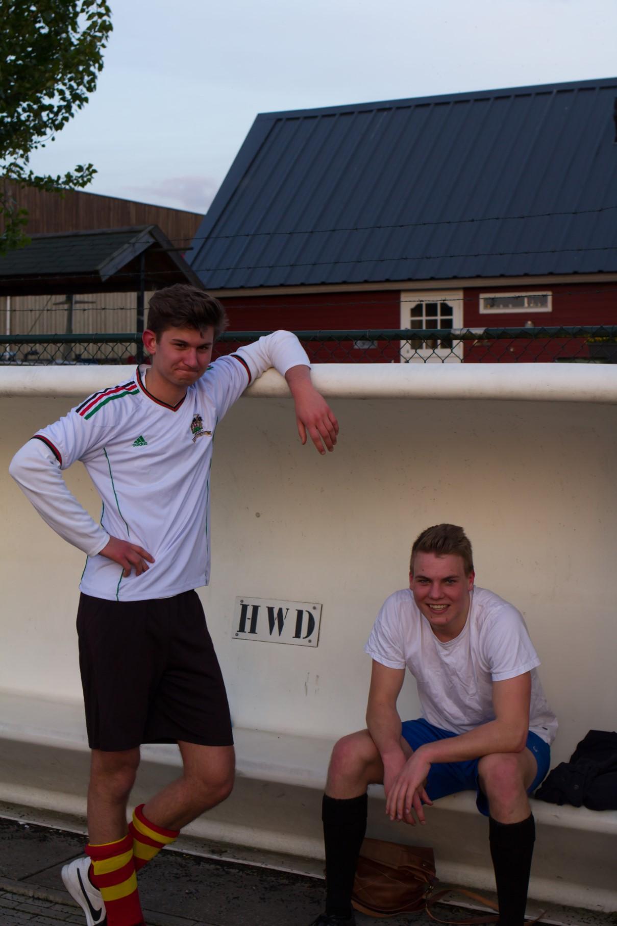 Voetbal en koningssoos VGSR-13