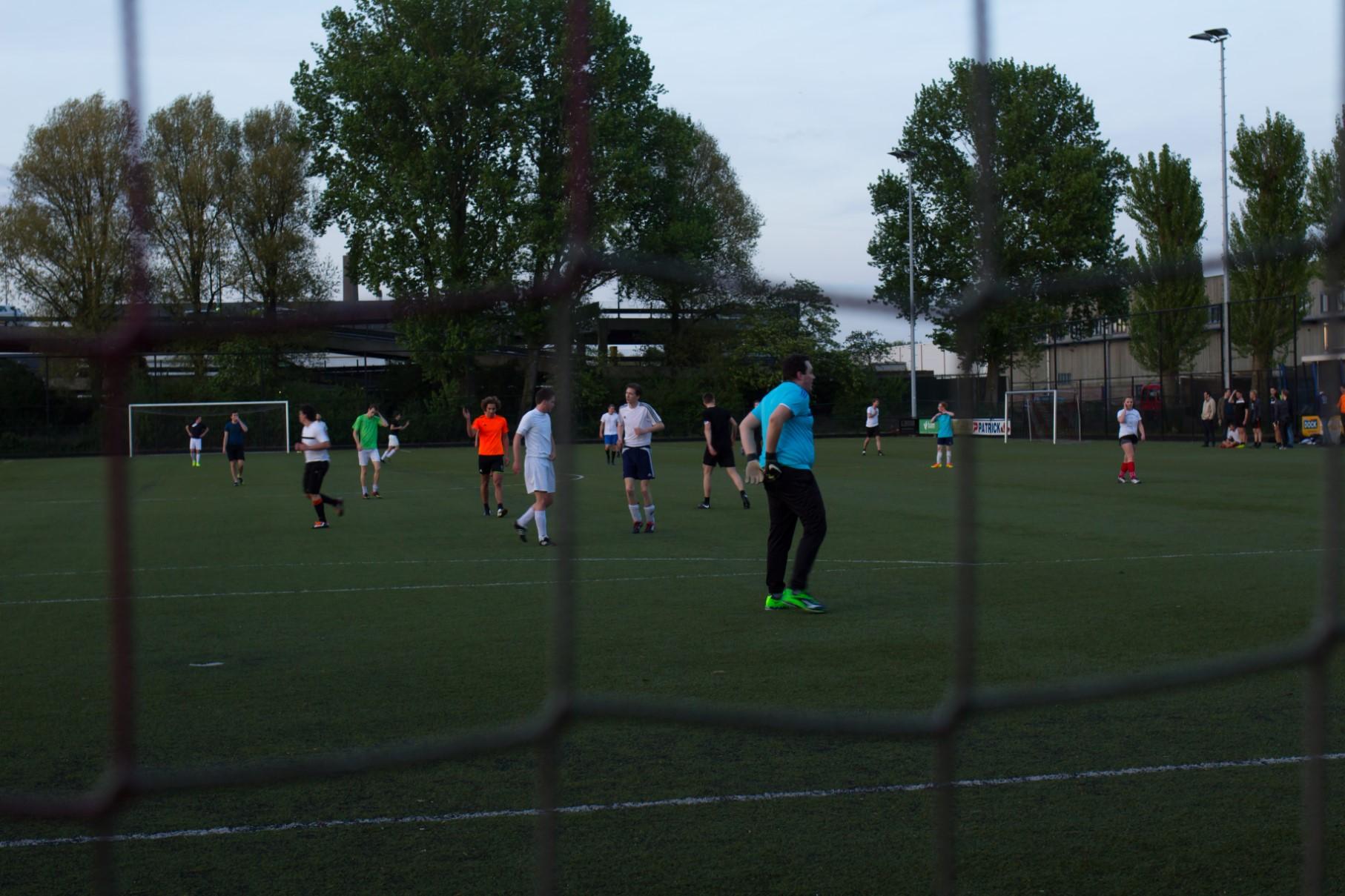 Voetbal en koningssoos VGSR-15