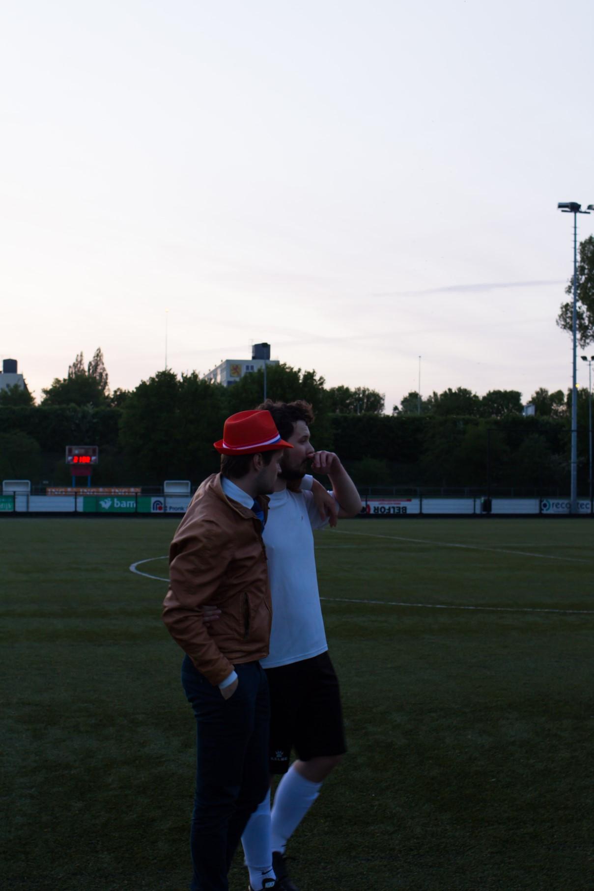 Voetbal en koningssoos VGSR-27