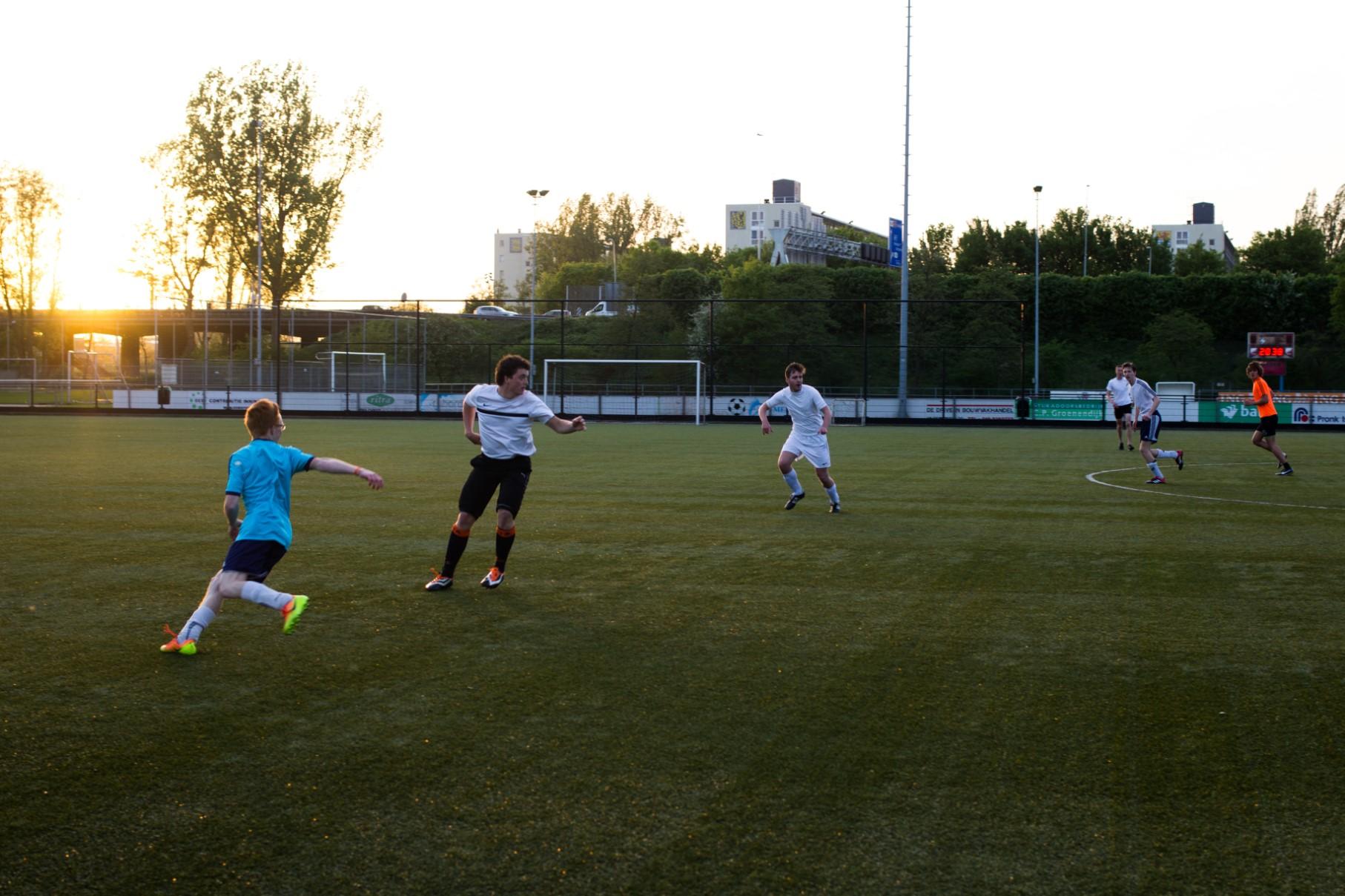 Voetbal en koningssoos VGSR